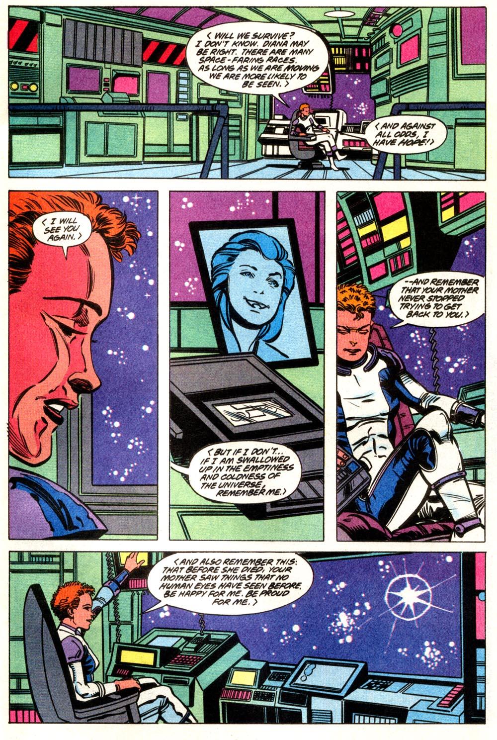 Read online Wonder Woman (1987) comic -  Issue #66 - 22