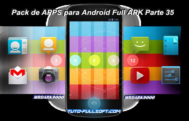 Descargar Pack de Aplicaciones para Android Full APK Parte 35 [MEGA]