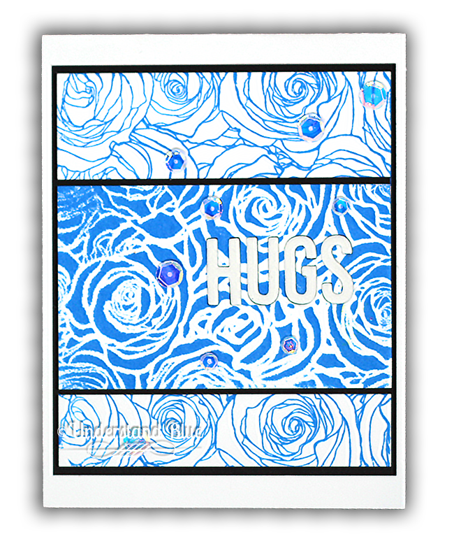 Magic Stamp Card by Understand Blue