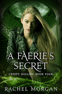 A Faerie's Secret by Rachel Morgan