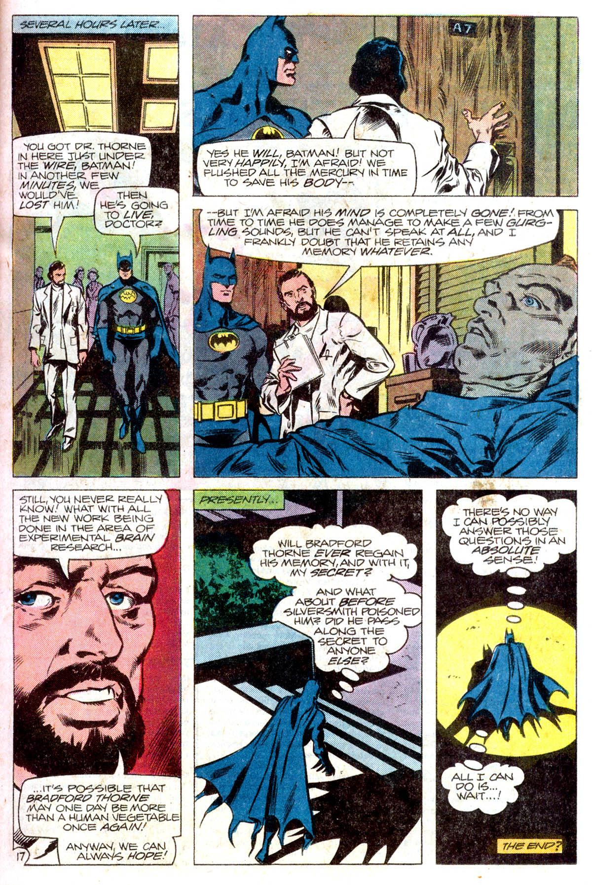 Detective Comics (1937) 495 Page 17