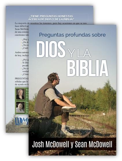 Preguntas Profundas Sobre Dios y la Biblia – Josh McDowell y Sean McDowell