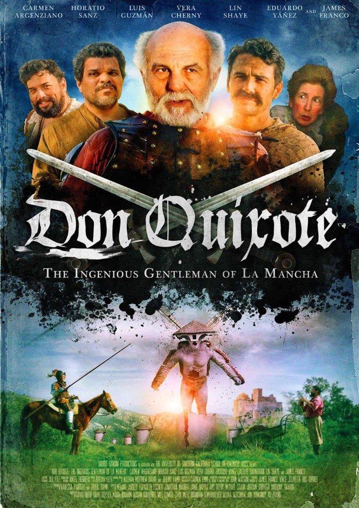 Don Quixote: The Ingenious Gentleman
