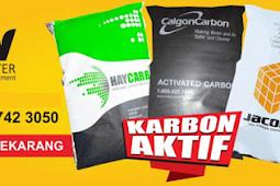 Harga Jual Arang / Karbon Aktif Grosir per kg Kilo  Ton untuk Filter Air. Banyak Merek Top