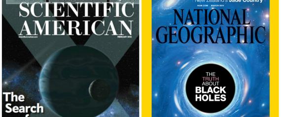 أهم 10 مجلات ومواقع علمية موثوقة للاطلاع على آخر الأخبار