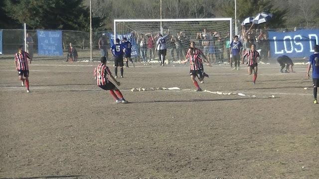 Un final abierto en el fútbol de Punilla.