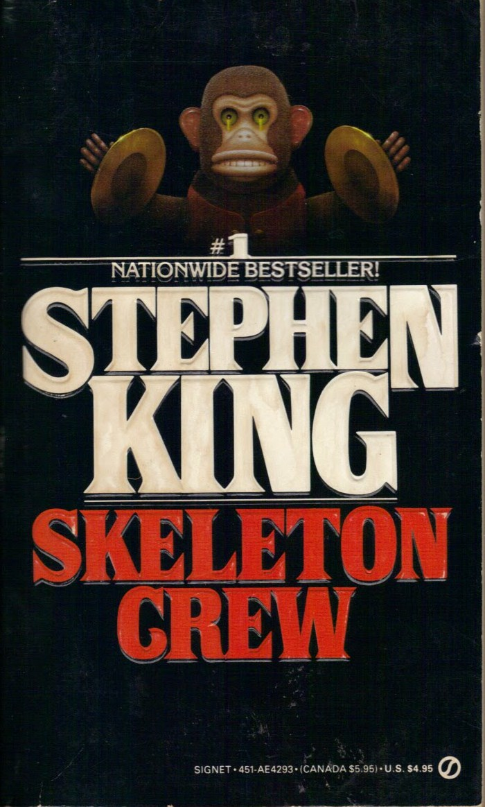 SILVER SCREAM: Stephen King SKELETON CREW Book Review