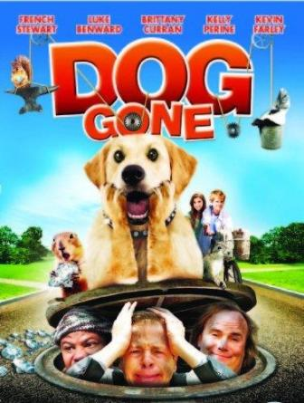 Dog Gone (2008) 975MB 720P HDRip Dual Audio [Hindi-English] Download Now