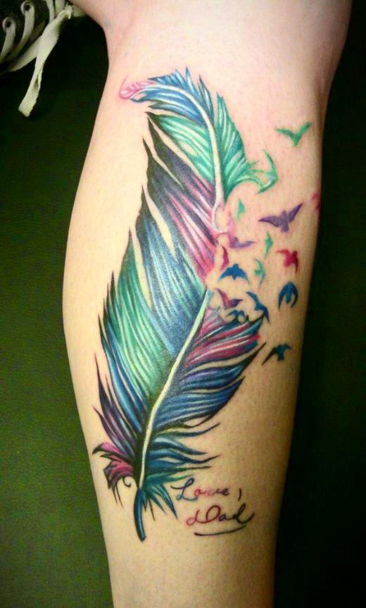 Tatuajes De Plumas Ideas Y Significado Belagoria La Web De Los