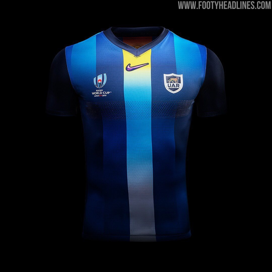 Gobernador lago Titicaca Ánimo  Adidas, Pay Attention. Amazing Nike Argentina 2019 Rugby World Cup Kits  Released - Footy Headlines