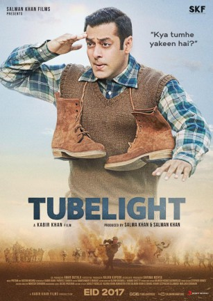 Tubelight 2017 Hindi Official Trailer 720p HD