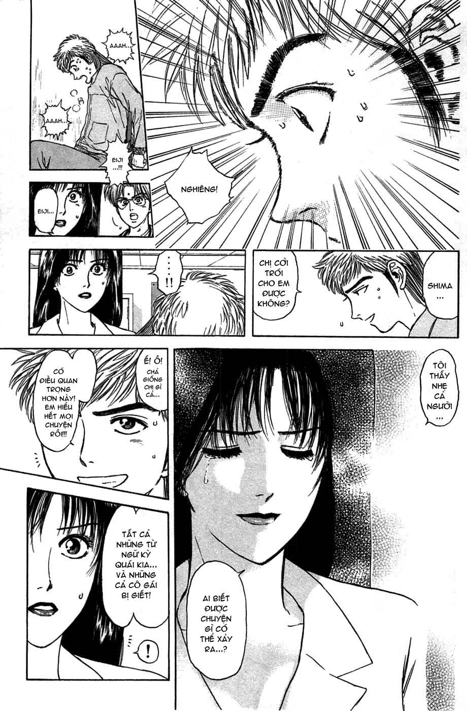 Psychometrer Eiji chapter 40 trang 6