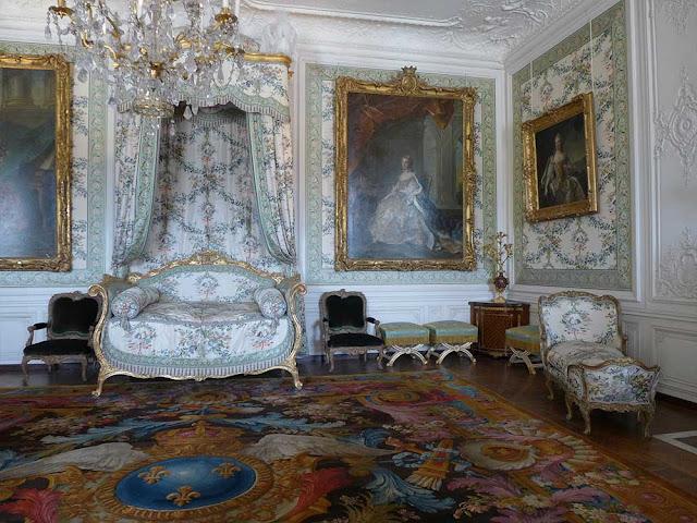 chambre princesse château de versailles