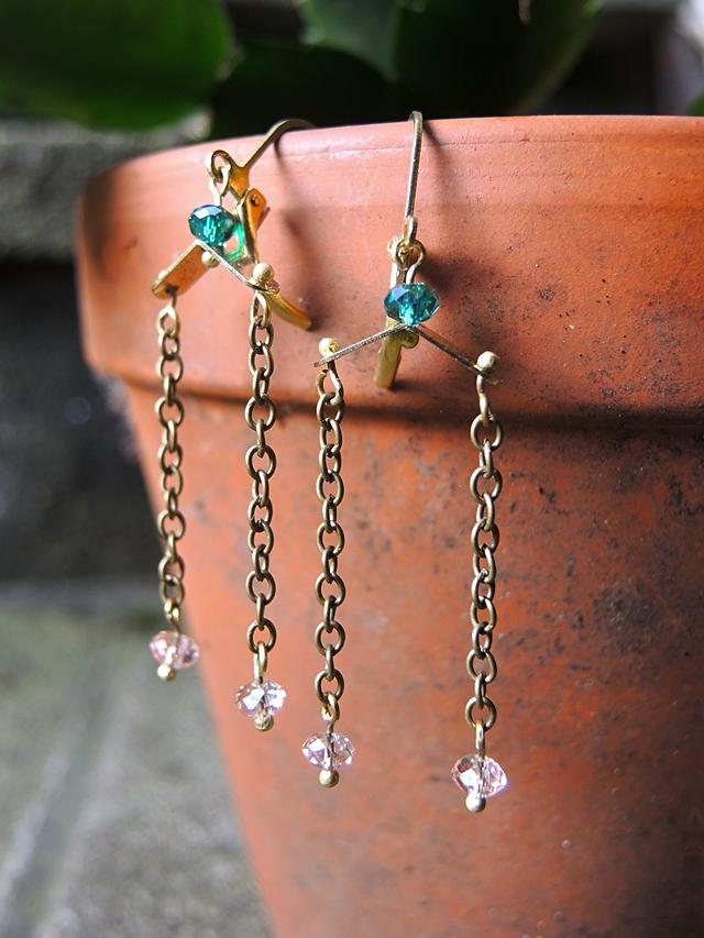 gratis juwelen diy - free jewelery tutorial