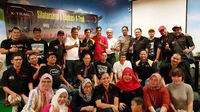 X-Trail Club Indonesia Tantang Anggotanya Eksplore Potensi Wisata Bekasi