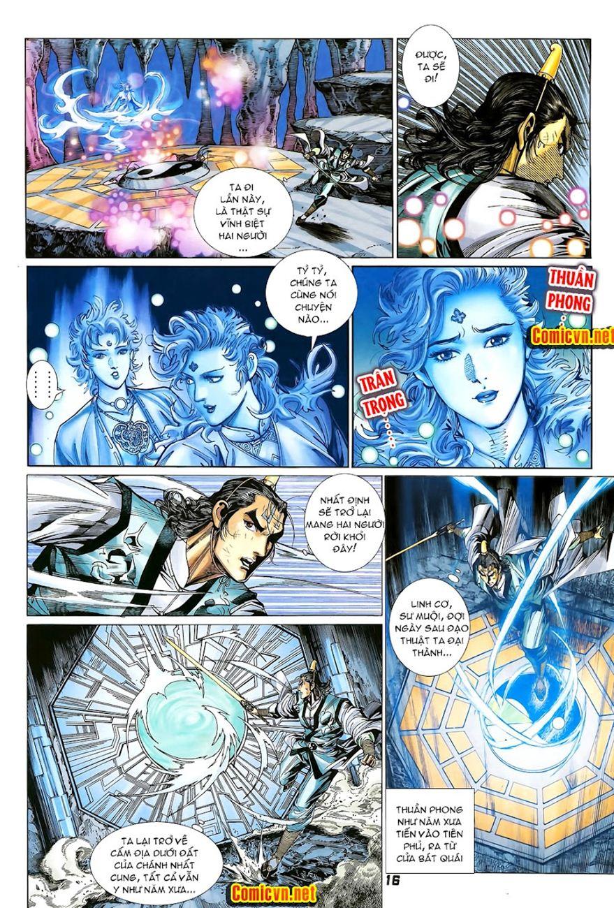 Đại Đường Uy Long chapter 84 trang 25