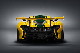 McLaren p1 GTR Offer Extreme Performance