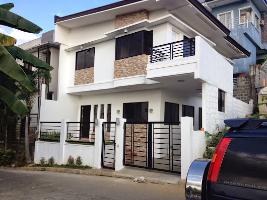 Listings : Newly Constructed House for Sale @ Ponte Verde, Cupang, Marikina City