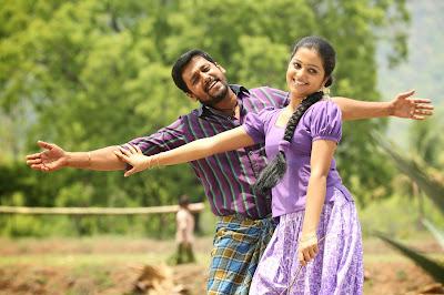 Samskruthi Shenoy in Tamil film