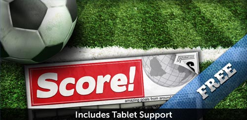 Score World Goals is one of the best Football games on android devices.