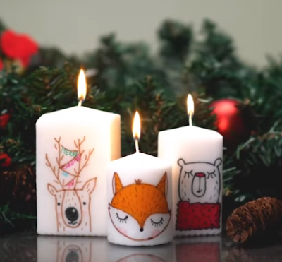 candle DIY Gift Ideas