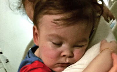 Alfie Evans now being fed, Court to hear parents' appeal to take child to Italy