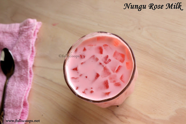 Nungu Rose Milk