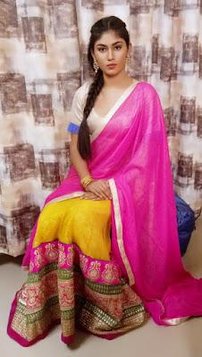 फिल्म आशिक दीवाना की शूटिंग कर रही है- कृति पाठक