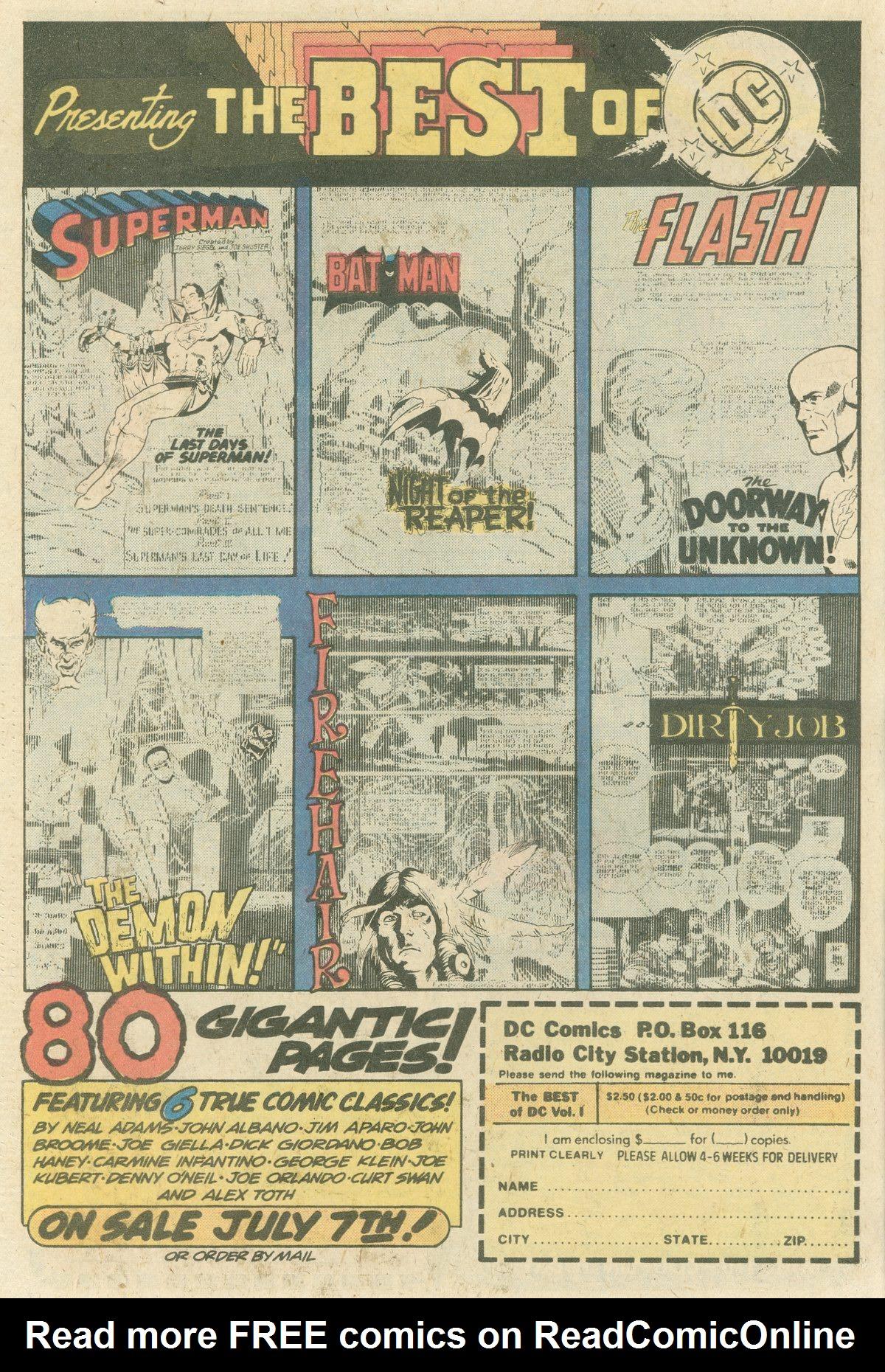 Read online World's Finest Comics comic -  Issue #247 - 54