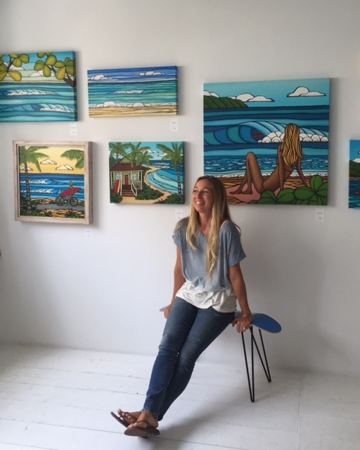 godmother of modern surf art
