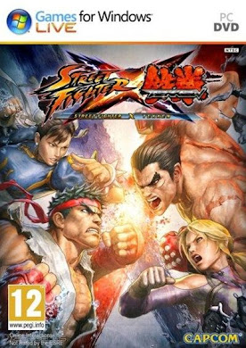 Street Fighter X Tekken PC Full Español 2012