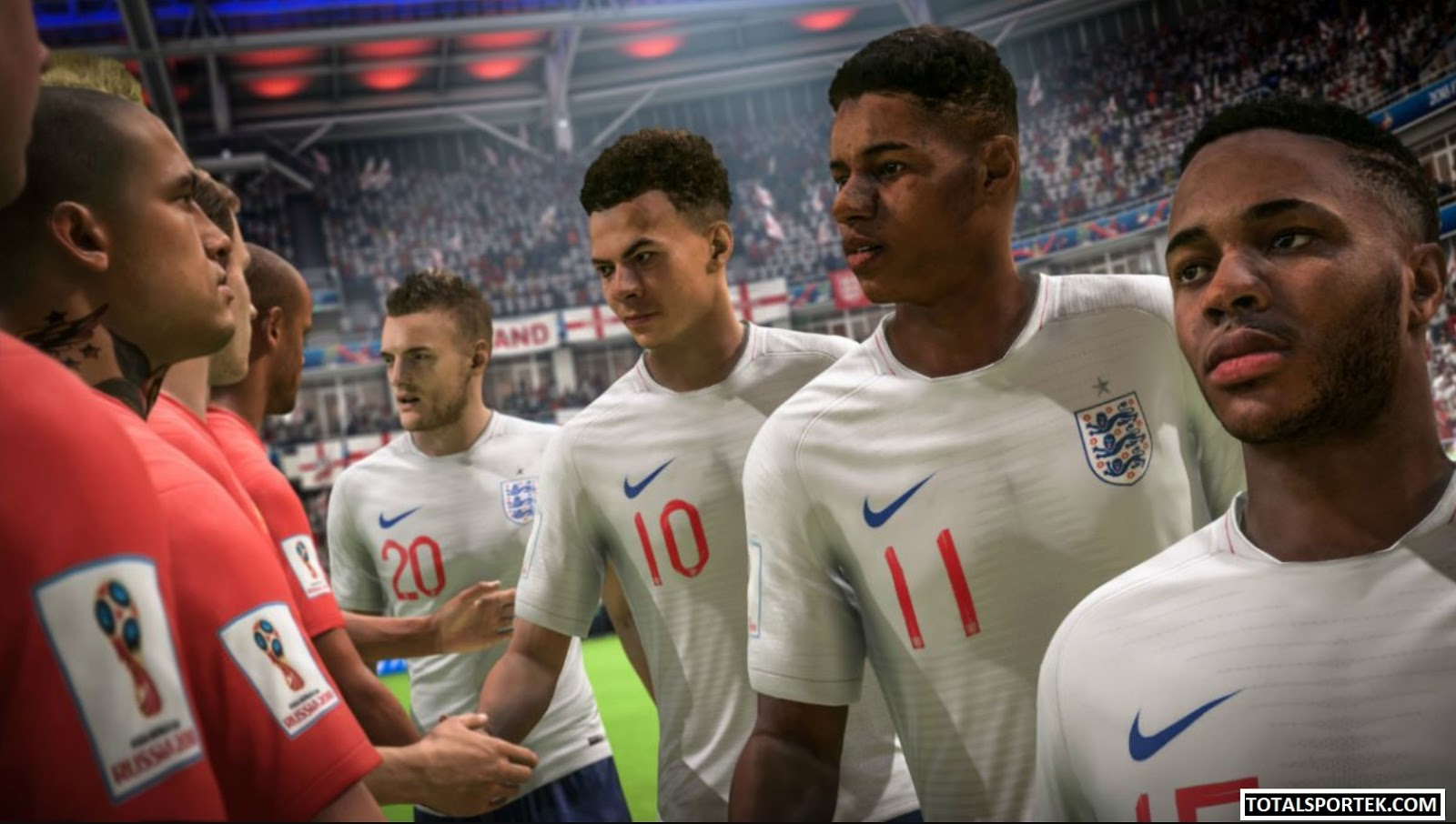 Fifa world cup 2018 russia video game release date