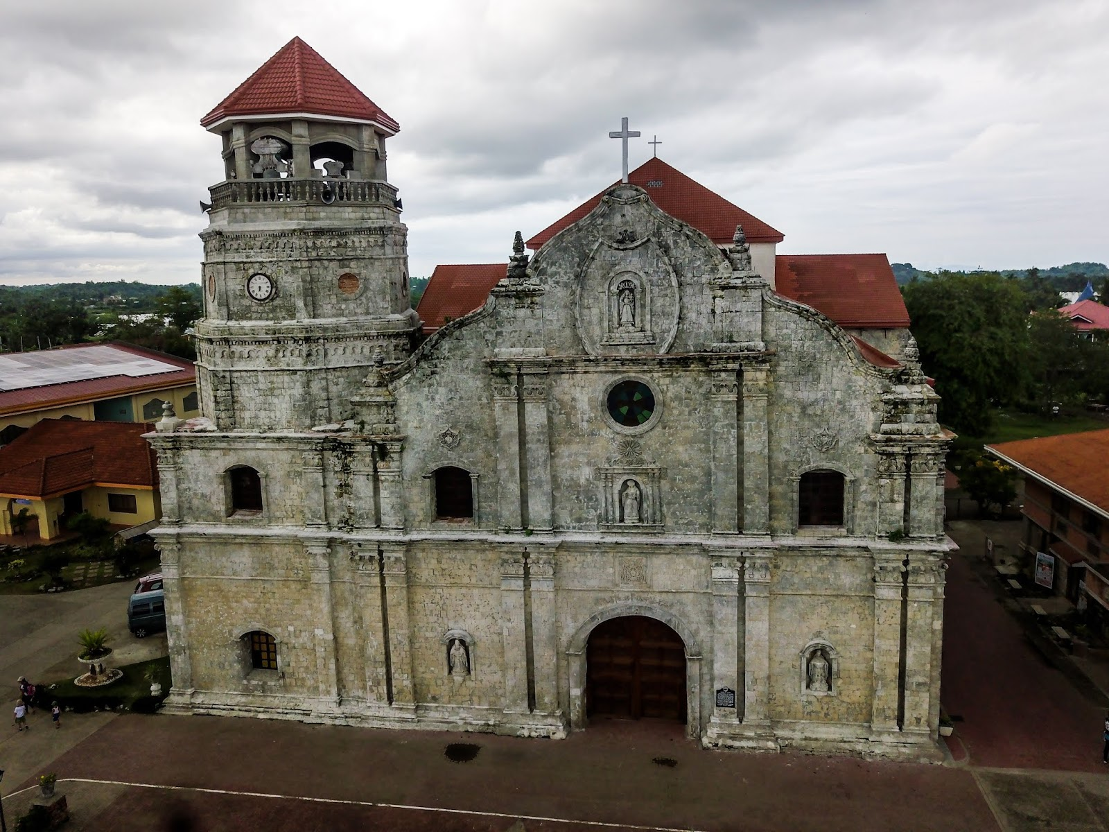Sta.Monica Church (Pan-ay Church)