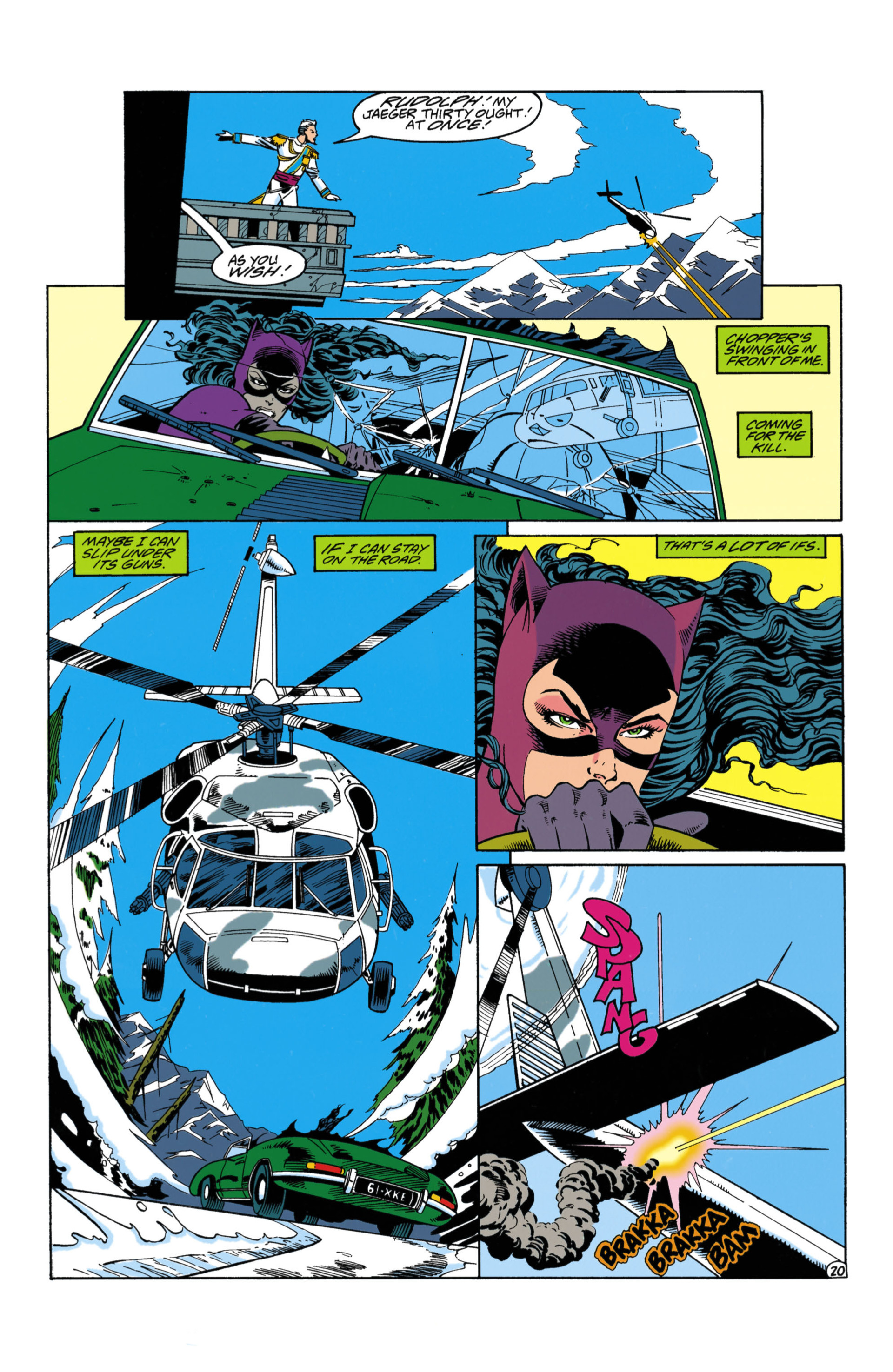 Catwoman (1993) Issue #18 #23 - English 21