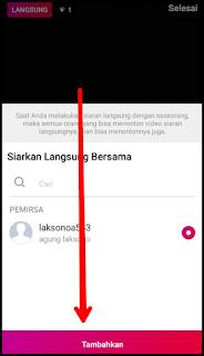 2 Cara Live di Instagram, Sendiri dan Berdua Dengan Teman di Android