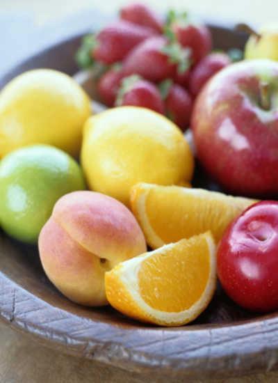 25+ Contoh Makanan Berserat Tinggi Yang Baik Untuk Diet