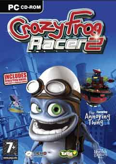 Crazy Frog Racer 2 PC [Full] Español [MEGA]