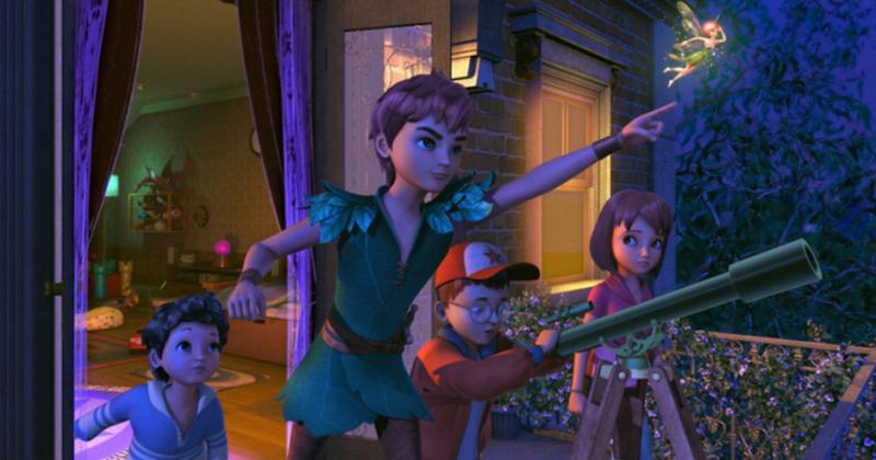 Peter Pan: Truy Tìm Cuốn Sách Ma Thuật