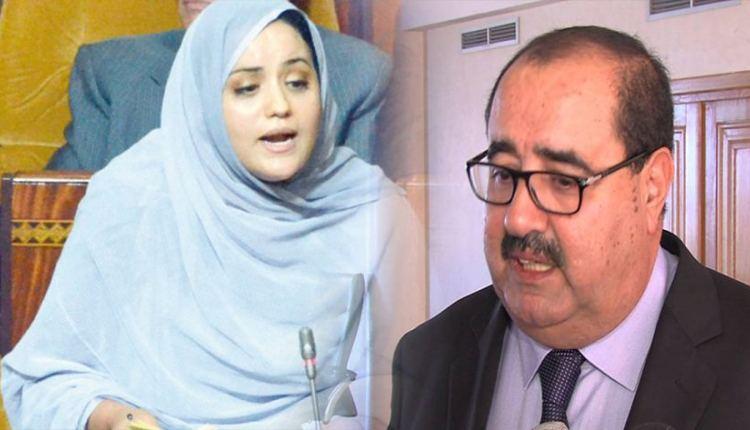 أبو زيد تعقد لقاءات سرية مع قيادات إتحادية للاطاحة بلشكر