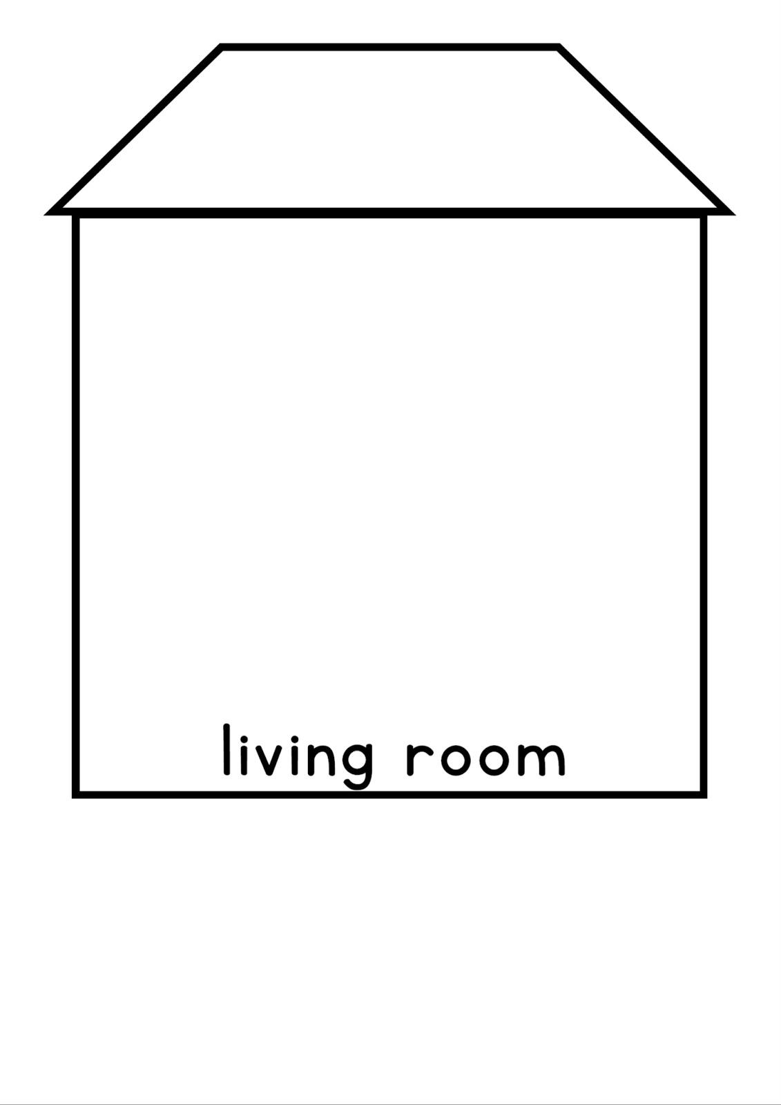 teacherfiera.com: MY HOUSE FLIP BOOK TEMPLATE (YEAR 2 UNIT 6)