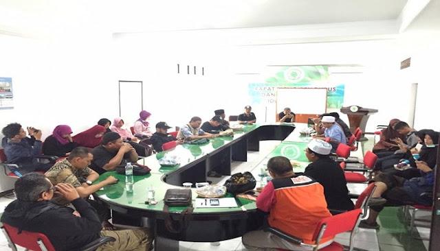 Pemeriksaan Dewi Handayani di Polda NTB Dikawal Puluhan Gabungan Aktivis Ormas Islam