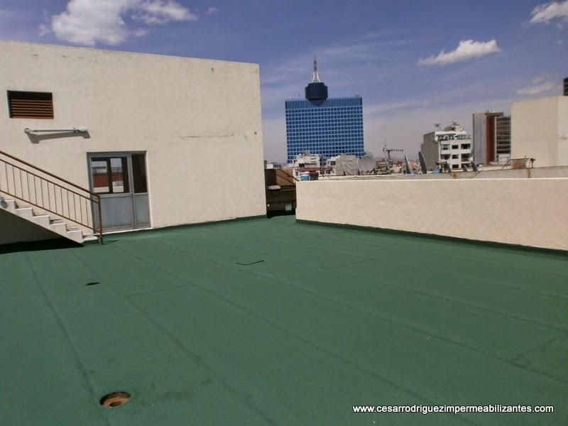 Soluciones inmediatas en impermeabilizaci n y pintura s a - Pintura impermeabilizante terrazas ...