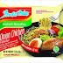 Indomie Instant Noodle Soup Onion Chicken Flavor