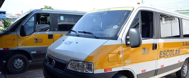 Vistoria do Transporte Escolar começam na próxima segunda-feira (03/09) em São Pedro da Aldeia