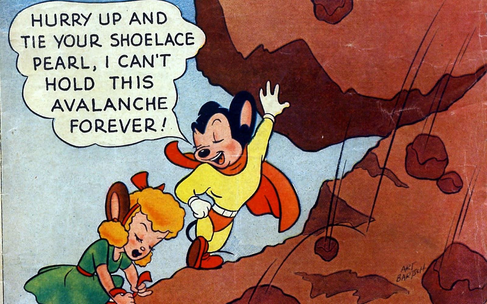 Comic Wallpapers Vintage Hurry Up Pearl Vintage Comic