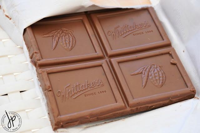 whittaker's brand chocolate