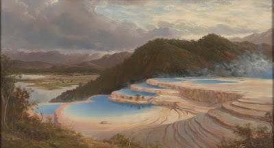 Ottava meraviglia naturale: terrazze in Nuova Zelanda