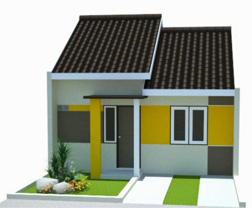 model rumah minimalis type 36 5