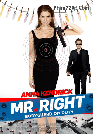 Mr Right 2016 poster