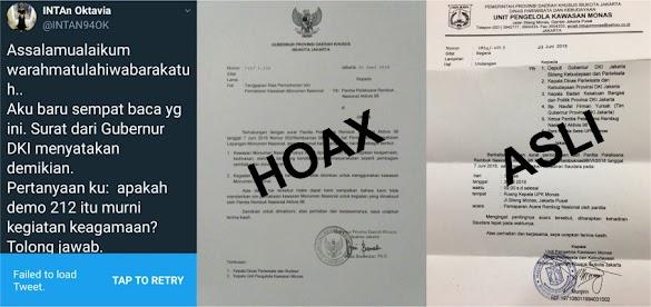 Lagi-lagi Anies Baswedan Diserang Hoax